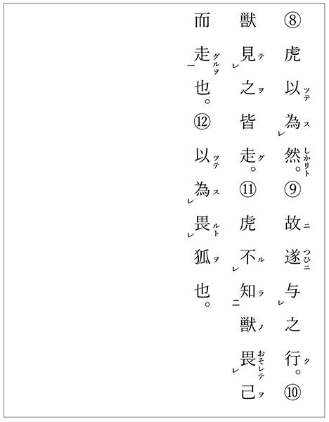 戦国策_借虎威_02